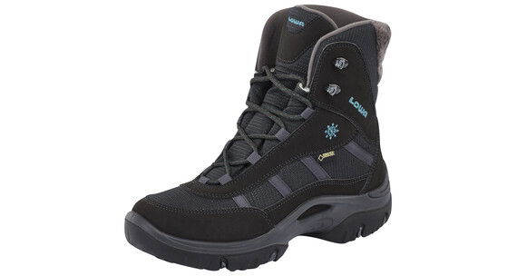 Lowa Trident II GTX Shoes Women anthrazit/petrol